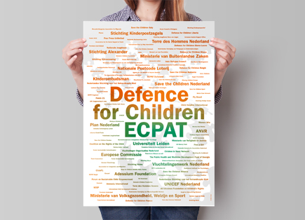 Poster Defence for Children