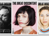 Great Discontent magazine covers