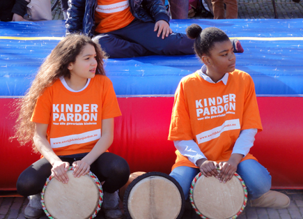Demonstratie Kinderpardon