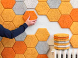 Wall tiles by Lindsten