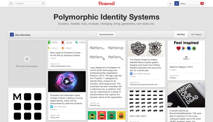 Pinterest Polymorphic Identity Systems