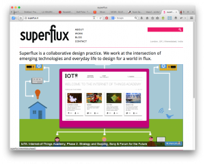 Website Superflux