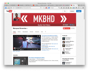 Website MKBHD