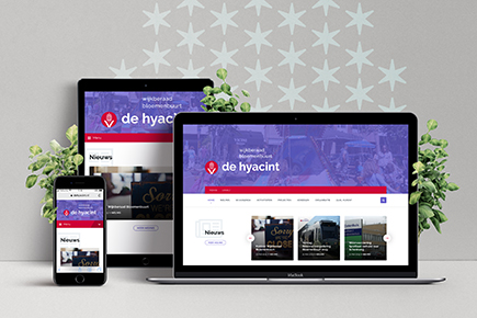 Website Hyacint