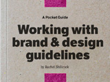 Cover Working with brand & design guidelines
