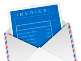 Invoice software icon